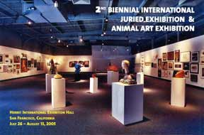2nd BINNIAL INTERNATIONAL JURIED EXHIBITION & ANIMAL ART EXHIBITION